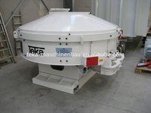 THZ1125G Teka Turbine Pan Type Stucco Concrete/Cement/Mortar Mixer