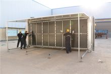 Security economical combined movable prefabricated container house