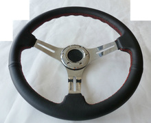 New style car steering wheel in universal car bracket for Subaru Ford Fiat Chevrolet Infiniti in all departments