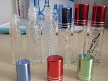 3ml 4ml 6ml 5ml 10ml roller ball glass perfume bottle with cap