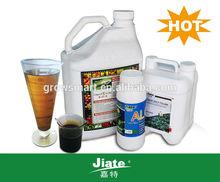 100% water soluble organic fertilizer liquid NPK fertilizer with humic acid and organic matter