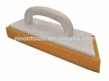 Sponge Float, Point Sponge Float with PS handle, Cleaning Sponge
