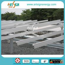 Quick installation stand alone solar ground mount structure 10kw 100kw 300kw 500kw solar power system