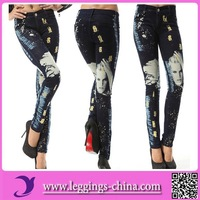 2014 High Quality Sexy Latest Design Jeans Pants For Girl