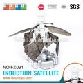 ذكي استشعار الأشعة تحت الحمراء للرقابة الإبداعية القمر الصناعي rc لعبة الطيران التنين يطير