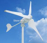 windmill generator 300w 400w 600w 1000w 2000w home wind turbine systems
