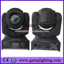 China cheap 10w mini led moving head spot for night club lighting