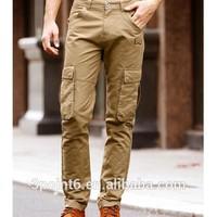 Men's match latest cargo pants manufacturer MLC049