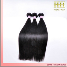 Best selling 5A grade 100% unprocessed natural brazilian hair pieces