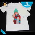 Yesion venta de la fábrica A4 oscuro papel de transferencia de calor para camiseta de algodón made in china