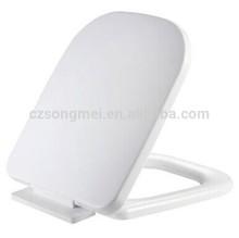 SM-A056 bathroom plastic square toilet seat cover