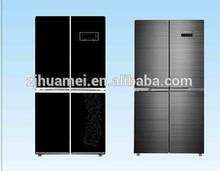 4 Doors Refrigerator and Freezer