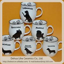 China wholesale ceramic 3d animal mug