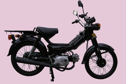 50cc moped motorcycle for cheap sale with electric starting