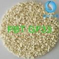 De polibutileno tereftalato de inyección virgen 33% de fibra de vidrio reforzado con gf33 pbt