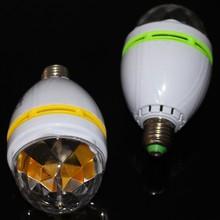B22, E27 led disko topu ışık 12v, 260V