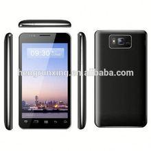 5.1 inch cro SIM card 4g lte black market mobile phones gps wifi smart mobile phone