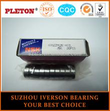608ZZ bearings for shower screens