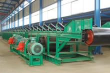 2014 worldwide best selling Powerful Belt Conveyor for Organic Fertilizer