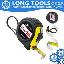 wholesale custom-design stainless retractable metal meter measuring tape measure