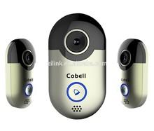 Indoor Ringtone Motion Detection IP66 Wireless Doorbell