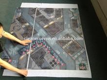 4x6' & 4x4' Neoprene wargame terrain play mat, Neoprene Battle Mat