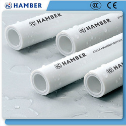 hot products plastic tubes price of ppr tube ppr composite pipe