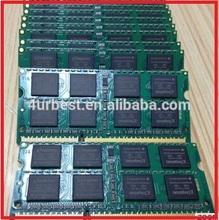 Retail Packaging ram memory ddr3 4gb laptop / Notebook