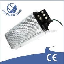 1000W Direct Drive Brushless DC Rear Hub Motor eBike controller