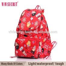 vivisecret lovely dog school backpack bag
