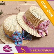 2014 new design lady summer straw hat women straw hat