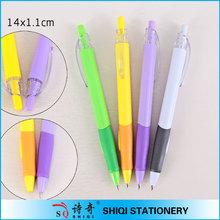 2014 Cheap plastic ballpoint pen manufacturer
