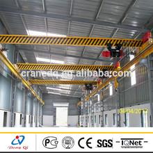LD Model Workshop Top Running 7.5 Ton Bridge Crane Cost