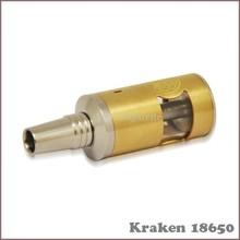 2014 cool deisgn E Cigarette 26650 atomizer 26650 kraken vaporizer, kraken atomizer,kraken