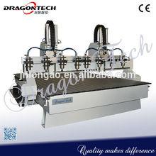 multi spindle cnc router,CNC engraving machine cnc DT2030H8, CNC woodworking machine