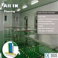 el aislamiento de suelos plásticos sin esfuerzo la instalación y mantenimiento de vinilo autoadhesivo