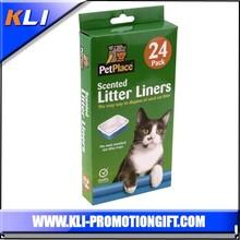 biodegradable doggie poop bag cat scented litter liners