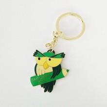 Angry birds keychain funny keychain toy