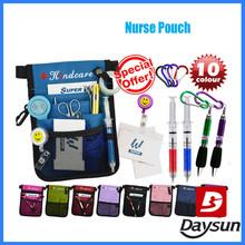 Quick pick nurse waist bag pouch
