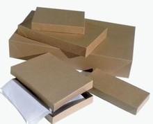 wholesale simple flat pack gift box /kraft gift box
