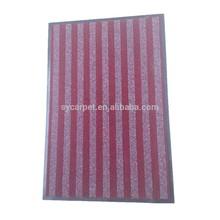 New arrival PVC carpet or rug plastic mat carpet rug