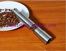 Home Use stainless steel salt pepper mills