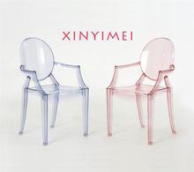 2015 lateset fashion clear chair ghost