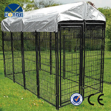 Unique design professional factory made pet dog fence cage