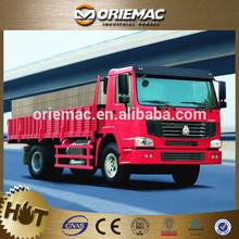 Sinotruk HOWO 4x2 manual diesel Cargo van truck
