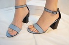 New Design Ladies Summer High Heel Sandals/Beautiful Ladies High Heel Fancy Sandals/Woman Shoes