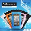 "Dailyetech BIngo 5"" Waterproof Bag for iPhone 5 5C 5S 4G 4S, IPX8 20M"