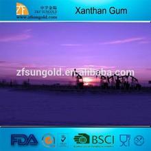API standard xanthan gum oilfield grade / oil drilling grade xanthan gum