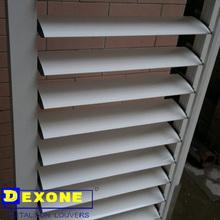 Metal aluminium profile window shutter