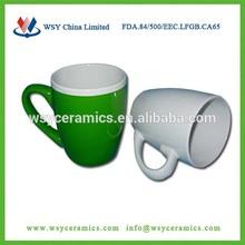 New pattern personalized ceramic stoneware custom coffee mugs cheap